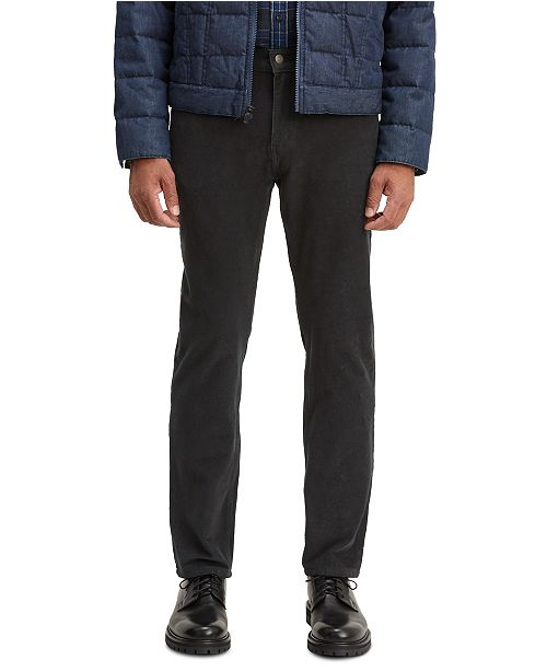 Levi's Men's 502 Taper Corduroy Pants