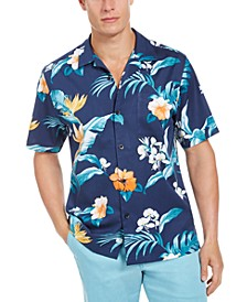 Men's Mesquite Blooms Floral Shirt