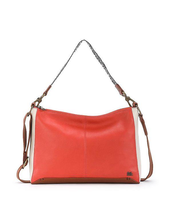 The Sak Camila Leather Shoulder Bag
