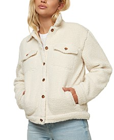 Juniors' Samuel Fleece Jacket