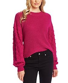 3D Polka Dot Sweater
