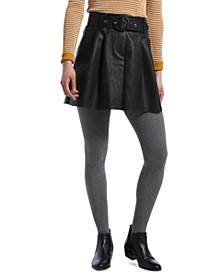 Women's Cable Sweater Tights