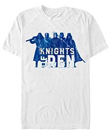 Men's Episode IX Knights of Ren T-shirt