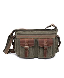 Turtle Ridge Canvas Mail Bag