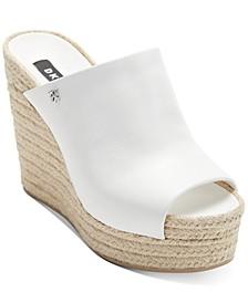 Women's Eari Wedge Slide Sandals
