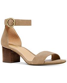 MICHAEL Michael Kors Lena Block Heel Dress Sandals