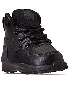 Little Kids Manoa Leather Boots from Finish Line