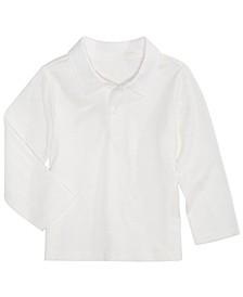 Baby Boys Cotton Polo Shirt, Created For Macy's
