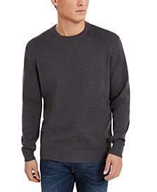 Men's Regular-Fit Crewneck Sweater