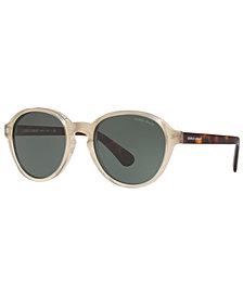 Giorgio Armani Men's Sunglasses, AR8113