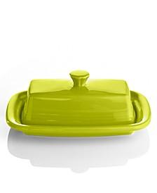 Lemongrass XL Covered Butter Dish