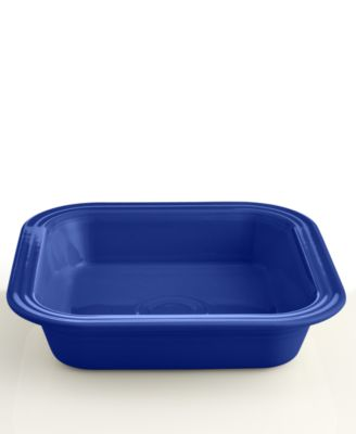 "Cobalt 9"" Square Baker"