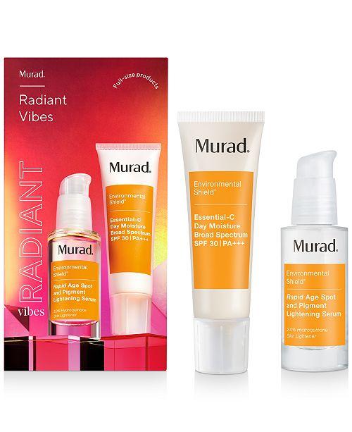 Murad 2-Pc. Radiant Vibes Set