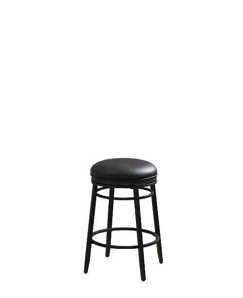 American Heritage Billiards Silvano Counter Height Stool, Quick Ship