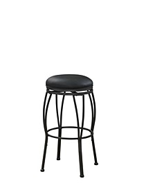 Romano Bar Height Stool, Quick Ship