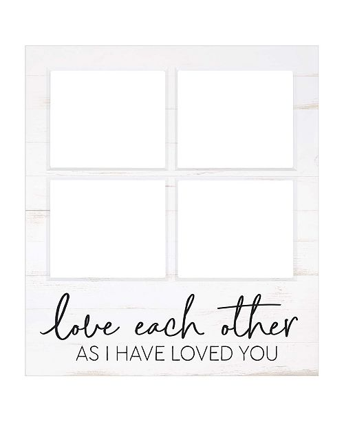 P Graham Dunn Love Each Other As I Have Loved You Wall Art