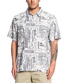 Quiksilver Men's Vaianae Bay Shirt