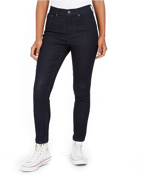 Calvin Klein Jeans High-Rise Skinny Jeans