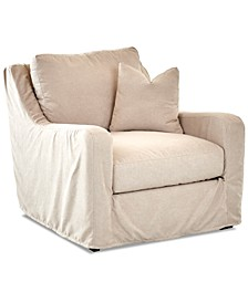 Noida Slipcover Chair