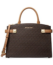 Karla Medium East West Satchel