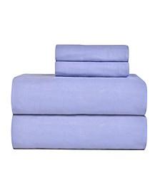 Full Ultra Soft Flannel Sheet Set