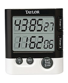 Products Dual-Event Digital Timer/Clock