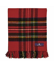 Highland Tartan Tweed Throw
