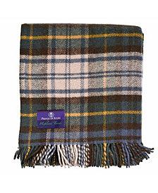 Prince of Scots Tartan Tweed Fluffy Throw
