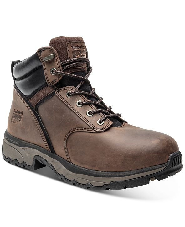 "Timberland Men's Jigsaw PRO 6"" Steel Toe Boots"