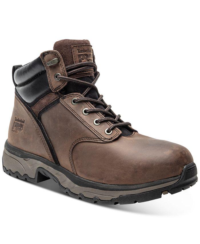 "Timberland - Men's Jigsaw PRO 6"" Steel Toe Boots"