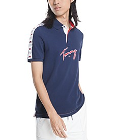 Men's Howard Logo Polo Shirt