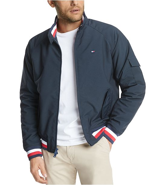 Tommy Hilfiger Men's Thomas Bomber Jacket