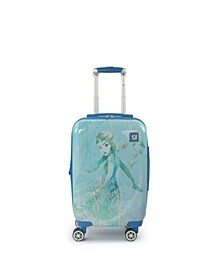 "Disney Frozen 2 Elsa Believe in the Journey 21"" Luggage Spinner"
