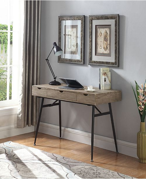 Coaster Home Furnishings Decatur 1-Drawer Writing Desk