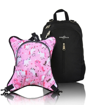 Obersee Rio Diaper Backpack In Animal Print