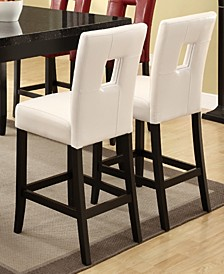 Henderson Upholstered Counter Stools, Set of 2