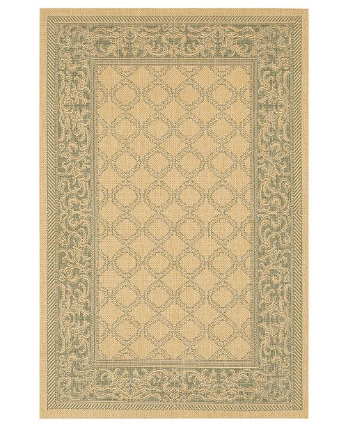 "Couristan CLOSEOUT! Recife Garden Lattice 3'9"" x 5'5"" Indoor/Outdoor Area Rug"
