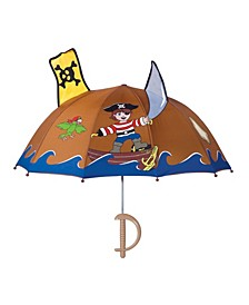 Toddler Boy Pirate Umbrellas