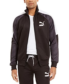 Men's T7 Colorblocked Track Jacket
