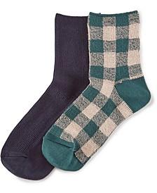 Women's 2 Pack Wintersoft Boot Socks