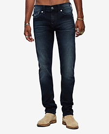 Men's Geno Slim Leg Fit Jean with back Flap pockets