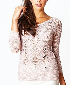 Pink Martini Women's Shannon Knit Sweater