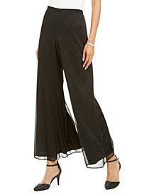 Sparkled Palazzo Pants
