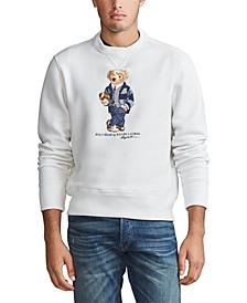 Men's Polo Bear Fleece Sweatshirt