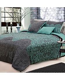 Olympia 5 Piece Comforter Set - Twin