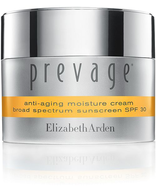 Elizabeth Arden Prevage® Anti-aging Moisture Cream Broad Spectrum Sunscreen SPF 30, 1.7 oz.