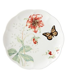 Butterfly Meadow Red Monarch Accent Plate, Created for Macy's