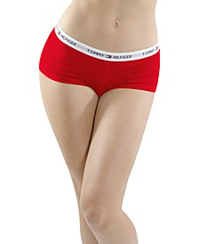 Women's Logo Lounge Boyshort Underwear R13T017