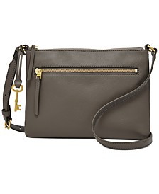 Women's Leather Fiona EW Crossbody