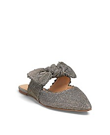 Elle Pointed Mules